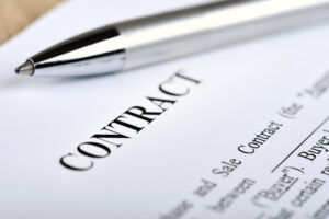 contract terminology